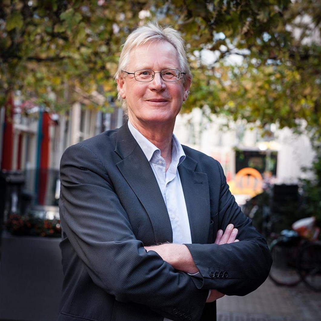 Wethouder Ronald Paping
